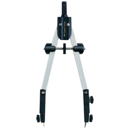 Циркуль Faber-Castell Quick Set UltraS 170мм (копмплект:1 предмет) 174035