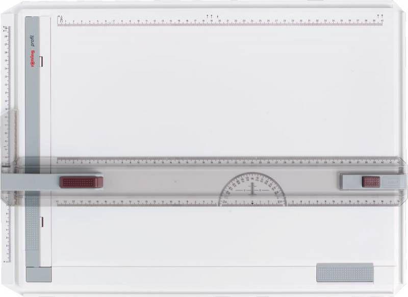 Чертежная доска Rotring Profil S0232980 A3 в компл.:пластиковый кейс