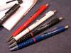 Ручка шариковая Rotring Tikky II (1904718) белый синие чернила вид 2