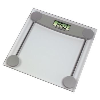 Весы XAVAX Melissa H-113950, до 150кг, цвет: серебристый [00113950]