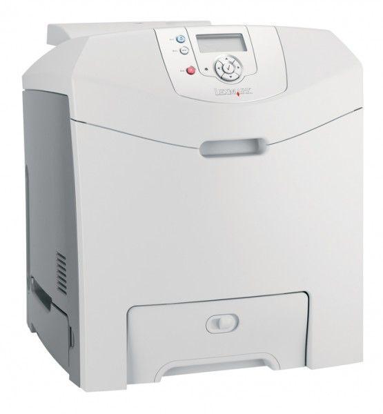 Принтер LEXMARK Color LaserJet C532DN лазерный, цвет:  белый
