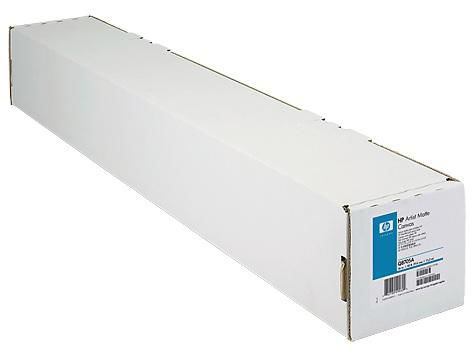 Фотобумага HP Q8709A 914мм*15.2м/400г/м2 Атласный холст