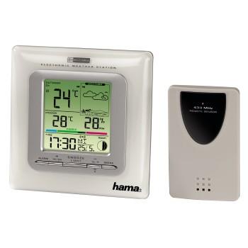 Погодная станция HAMA EWS-501 H-106954,  белый [00106954]