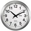 Настенные часы HAMA CWA100 H-92645,  белый