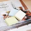 Блок самоклеящийся бумажный Stick`n 21004 38x51мм 100лист. 70г/м2 пастель 3цв.в упак. без упаковки вид 3