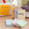 Блок самоклеящийся бумажный Stick`n 21006 51x76мм 100лист. 70г/м2 пастель желтый вид 3