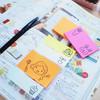 Блок самоклеящийся бумажный Hopax 21132 51x76мм 100лист. 70г/м2 неон желтый вид 5