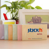 Блок самоклеящийся бумажный Stick`n 21154 76x127мм 100лист. 70г/м2 пастель розовый вид 2