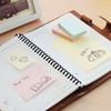 Блок самоклеящийся бумажный Stick`n 21154 76x127мм 100лист. 70г/м2 пастель розовый вид 3