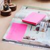 Блок самоклеящийся бумажный Stick`n 21170 76x127мм 100лист. 70г/м2 неон розовый вид 5