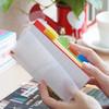 Блок самоклеящийся бумажный Stick`n Magic 21462 98x148мм 60лист. 70г/м2 6цв.в упак. в линейку вырубн вид 2