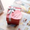 Блок самоклеящийся бумажный Hopax 21545 70x70мм 50лист. 70г/м2 неон розовый вырубной клей по перимет вид 4