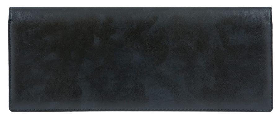 Планнинг LETTS GLOBAL DELUXE IBIZA,  кремовые страницы,  кожа натуральная,  черный,  1 шт