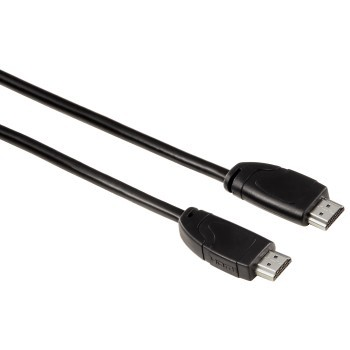 Кабель аудио-видео HAMA H-83261,  HDMI (m)  -  HDMI (m) ,  ver 1.4, 5м, черный [00083261]