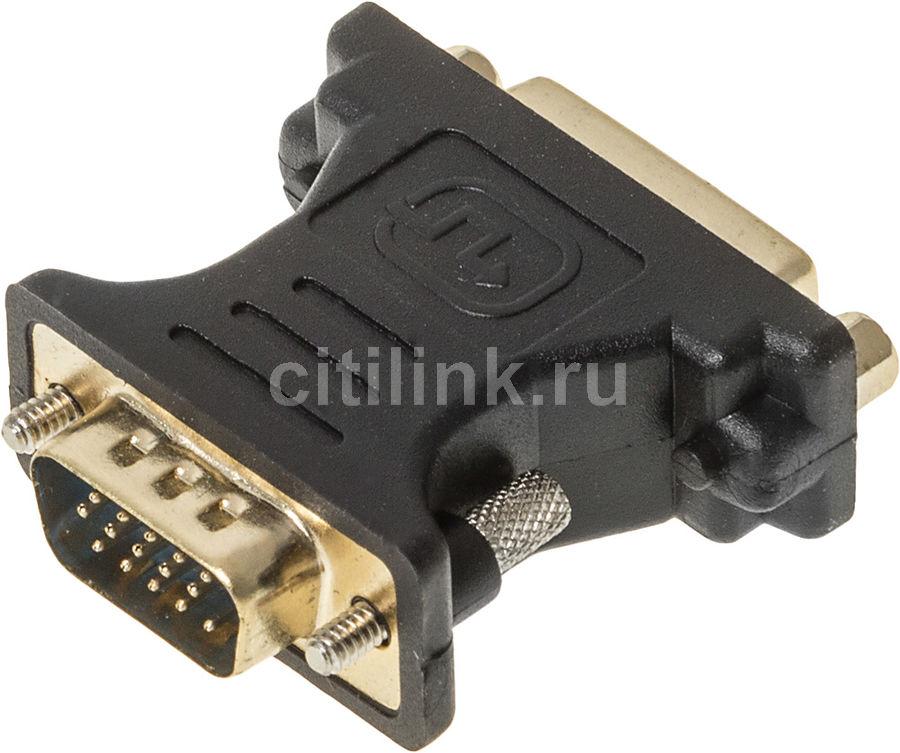 Адаптер DVI HAMA DVI (f) -  VGA HD15 (m) [00045074]
