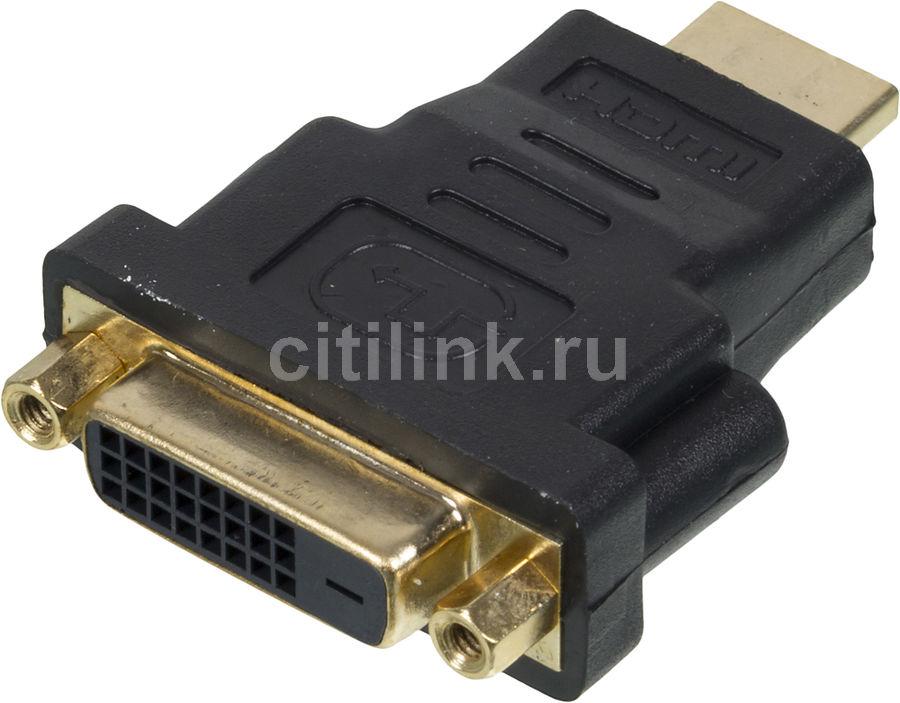 Переходник Video Ningbo HDMI (m)/DVI-D(f) Позолоченные контакты [cab nin hdmi(m)/dvi-d(f)]