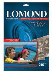 Бумага Lomond A4 210г/м2 20л., суперглянцевая (1101102)