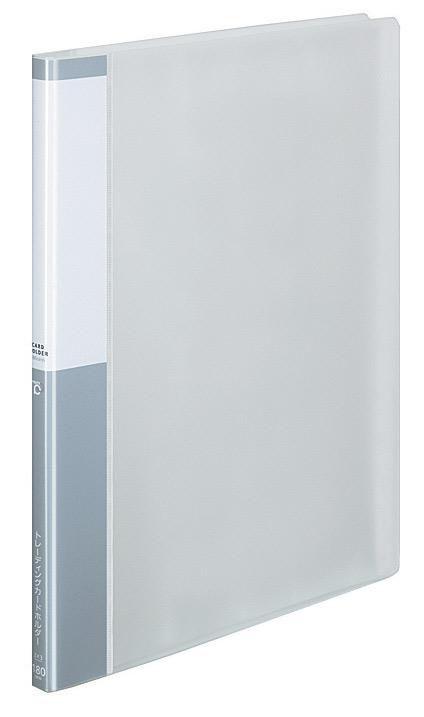 Визитница KOKUYO POSITY P3-33T для 180 визиток,  белый