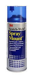 Клей-спрей 3M Spraymount 7000042442 400гр