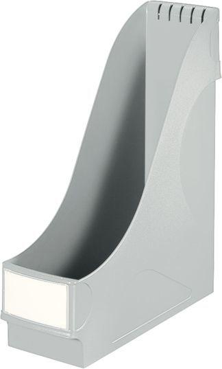 Лоток вертикальный Esselte 24250085 Leitz серый пластик