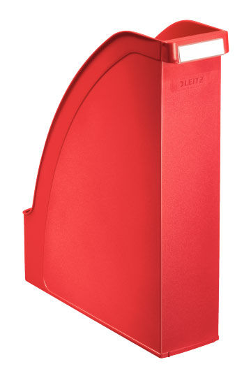 Лоток Leitz Plus вертикальный красный [24760025]