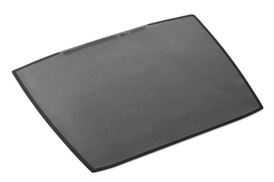 Настольное покрытие Durable Artwork (7201-01) 65х52см черный нескользящая основа прозрачный верхний