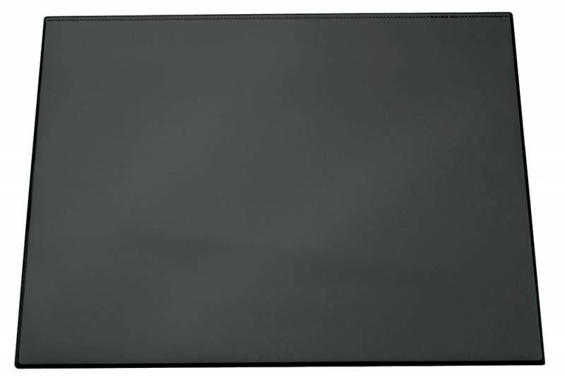 Настольное покрытие Durable 7203-01 65х52см черный нескользящая основа прозрачный верхний слой