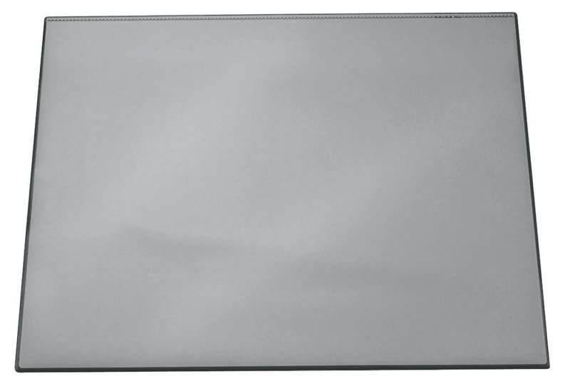 Настольное покрытие Durable (7203-10) 65х52см серый нескользящая основа прозрачный верхний слой