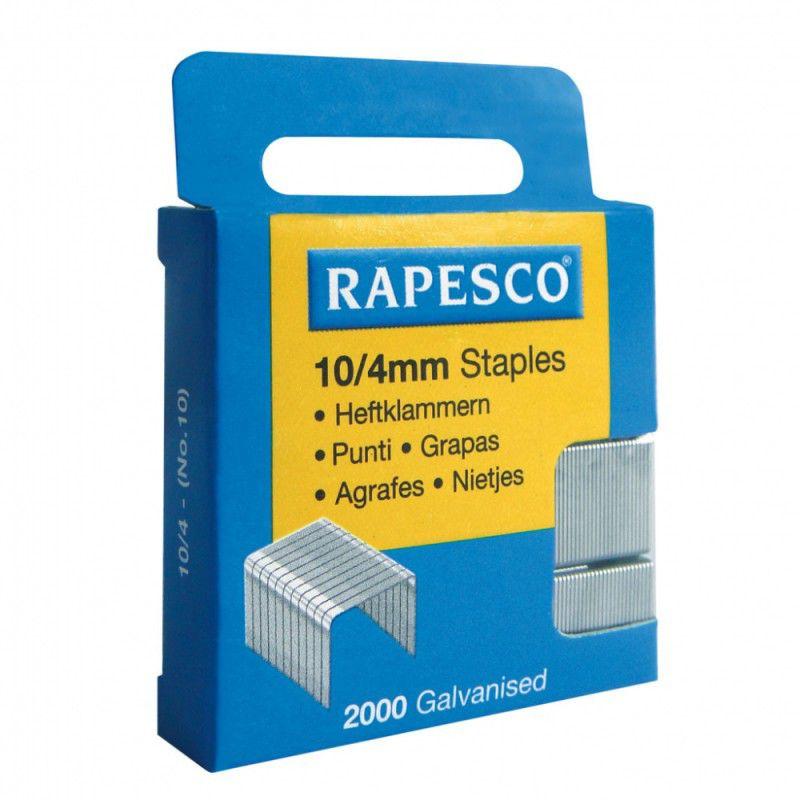 Скобы для степлера RAPESCO R102MBA3,  N10,  картонная коробка