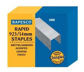 Скобы для степлера RAPESCO S92314Z3,  23/14,  картонная коробка