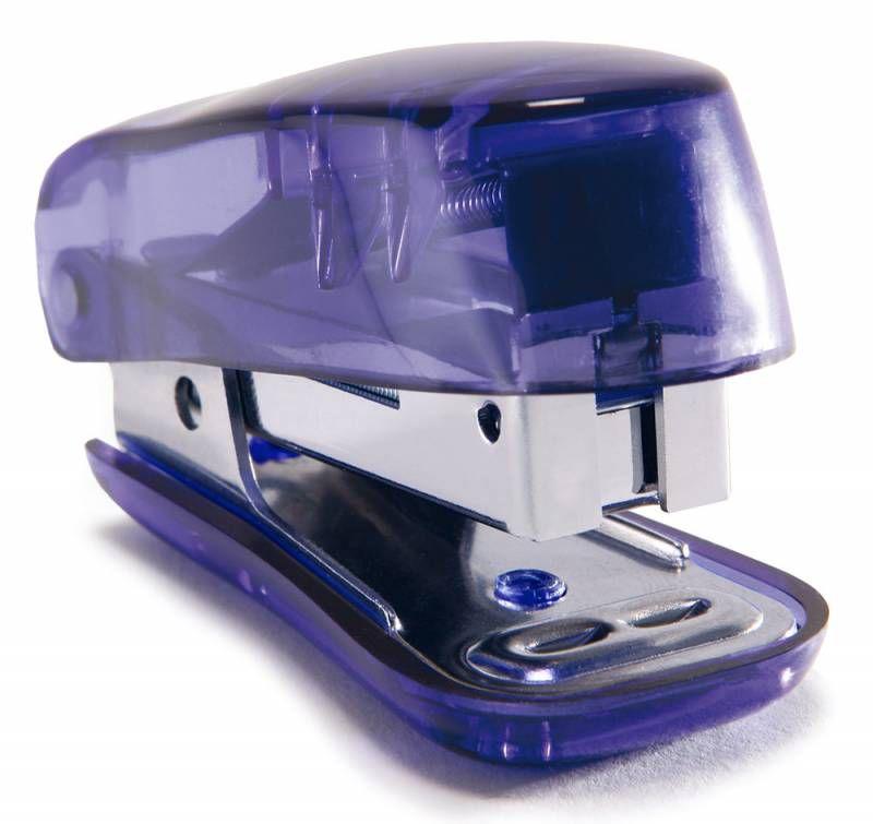 Степлер ручной Rapesco WSR700A3 24/6 26/6 (18листов) встроенный антистеплер разные варианты цвета