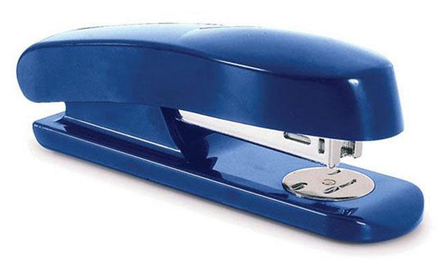 Степлер настольный Rapesco R60260L1 24/6 26/6 (20листов) синий