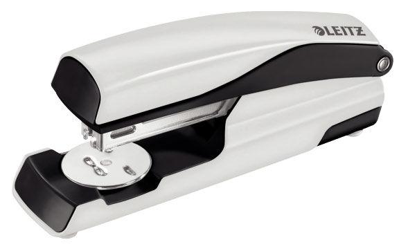 Степлер Leitz №24/6 до 30л серый [55020085]
