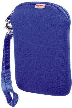 """Защитный чехол HAMA H-95506, для 2.5"""" дисков, синий [00095506]"""
