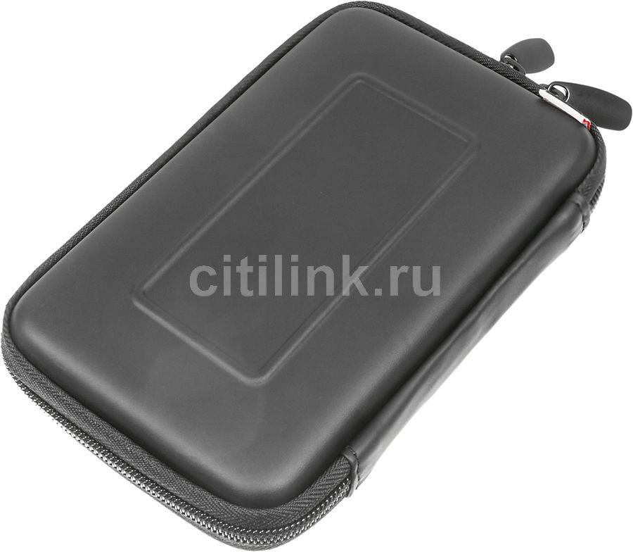 """Защитный чехол HAMA H-95521, для 2.5"""" дисков, черный [00095521]"""