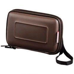 """Защитный чехол HAMA H-95524, для 2.5"""" дисков, коричневый [00095524]"""