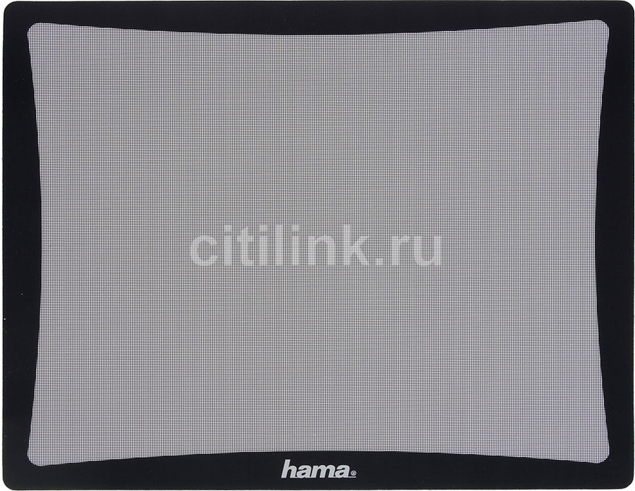 Коврик для мыши HAMA H-54749 серый/черный [00054749]