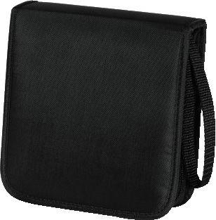 Портмоне HAMA H-33830, черный, для 20 дисков [00033830]