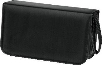Портмоне HAMA H-33833, черный, для 120 дисков [00033833]