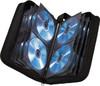 Портмоне HAMA H-33833, черный, для 120 дисков [00033833] вид 2