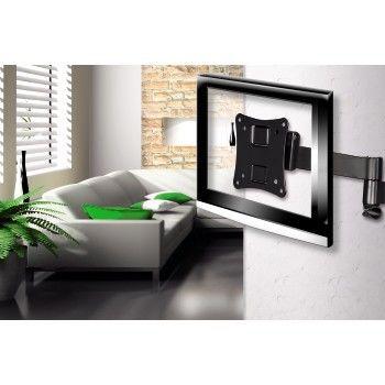 Кронштейн для телевизора Hama H-108723 черный 10