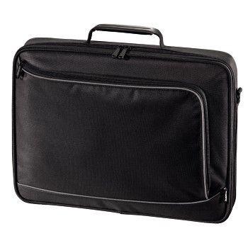 """Сумка для ноутбука HAMA Sportsline Bordeaux 17.3"""" политекс черный [00101094]"""