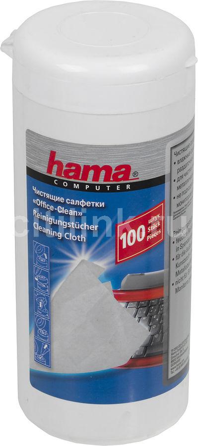 Влажные салфетки HAMA R1084185