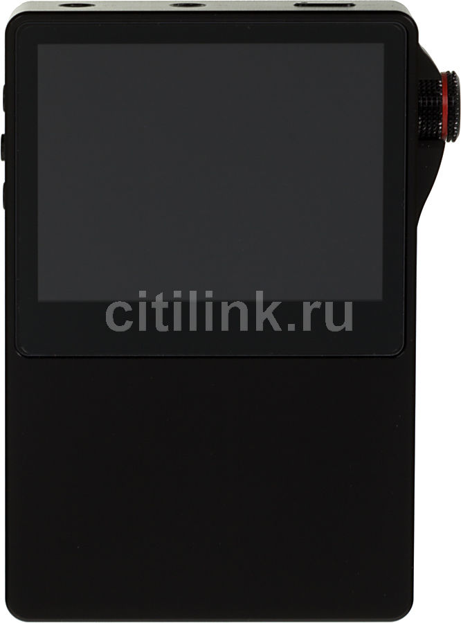 MP3 плеер IRIVER Astell&Kern AK120 flash 64Гб черный
