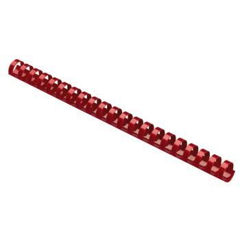 Пружина пластиковая HAMA H-52547,  19мм,  150 листов,  A4,  25,  красный