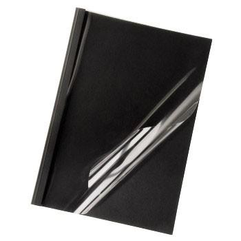 Термообложка HAMA H-52641,  A4,  20мм,  50,  черный