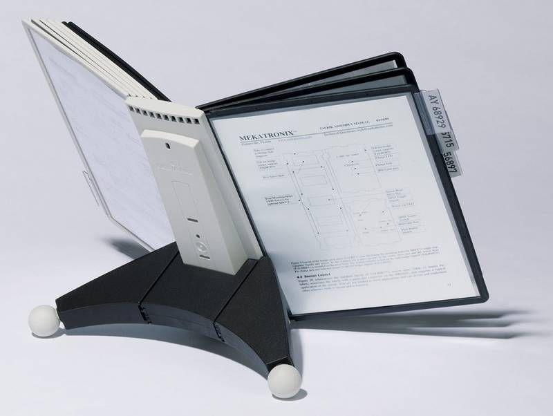 Дисплейная система Durable Sherpa 563222 настольная модуль/10 панелей