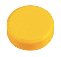 Магнит для досок Hebel Maul 6177113 желтый d=30мм круглый