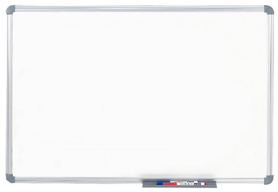 Демонстрационная доска Hebel Maul Office 6269084 магнитно-маркерная лак 90x120см алюминиевая рама се
