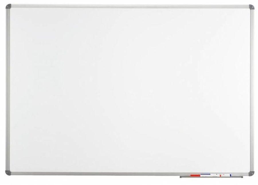 Демонстрационная доска Hebel Maul Standard 6452284 магнитно-маркерная лак 90x120см алюминиевая рама
